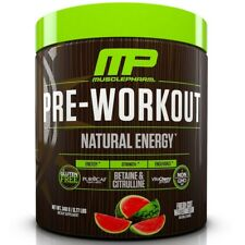 MusclePharm Pre-Workout NATURAL AMINO ENERGY Watermelon 348g NEW GOLD FORMULA MP