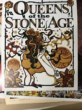 Queens Of The Stone Age Limited Event Poster