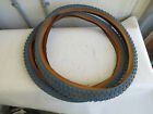 BLUE CHENG SHIN COMPETITION 3 TIRES  BMX RACING 20'X175  VINTAGE