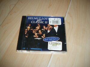 CD - Helmut Lotti goes Classic II