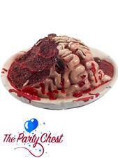 Placa de cerebro Sangriento Gourmet podrida sangrientos Horror Halloween accesorio decoración 48210