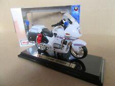 493I Maisto 39056 Moto BMW R1100RT Police 1:18