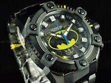 Invicta DC Comic DARK KNIGHT Batman GrandArsenal Ltd Ed. Swiss Chrono GMIP Watch