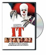 Stephen King's It (Double Sided Disc) [DVD] NEW!