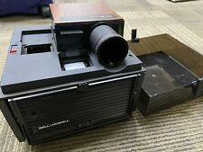 Vintage Bell Howell AF70 Auto Focus 35mm Slide Projector Cube System