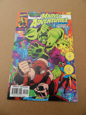 Marvel Adventures 14 . Hulk /Dr. Strange App. Marvel 1998 . VF