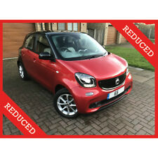 2015 65 SMART ForFour 1.0 Passion (s/s) Mercedes Smart Car for four city Red