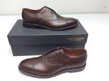0d2a07fd7ecf72 Allen Edmonds Park Avenue Cap-toe Dark Brown Dress Shoe Mens Size 8.5 B