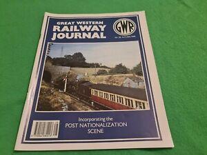 Great Western Railway Journal - No 28 Autumn 1998