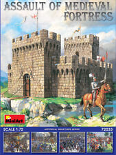 MiniArt Assault of Medieval Fortress (1/72) New