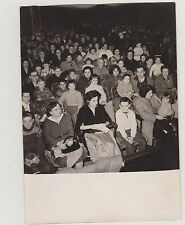 PHOTO SERVICE PHOTOGRAPHIQUE DE FRANCE-SOIR/ASSEMBLEE/ARBRE DE NOEL 1957