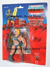 1988 Mattel He-Man MOTU Masters Universe Laser Light Heman Variant MOC