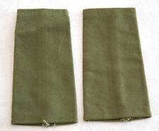 Canadian Army Epaulette/ slip-on Khaki (Dark Green)