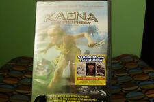 Kaena: The Prophecy (DVD, 2004) Brand New Sealed