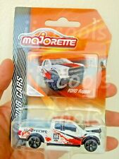 Majorette Ford Raptor F-150 with collectible card  [1:72]