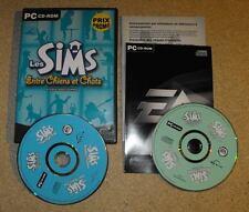 LES SIMS ENTRE CHIENS ET CHATS - PC CD-ROM