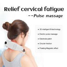 Masseur électrique de physiothérapie cervicale impulsion chauffage infrarouge