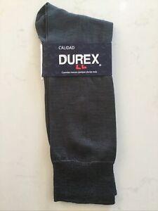 Men's Formal Tuxedo for Groom Groomsmen Gray Dress Thin Nylon Socks NEW Polymide