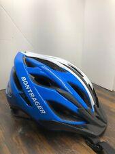 Bontrager Solstice Bicycle Helmet Youth 48-55cm 2016 NWT Ultra Blue Visor
