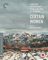 Certain Women [The Criterion Collection] [Blu-ray] [2017] [DVD][Region 2]