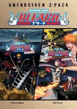 Bleach Movies: The Unforgiven [New Dvd] Full Frame, 2 Pack