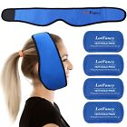 Face Ice Pack Therapy for Wisdom Teeth Jaw Head Chin Wrap with 4 Hot Cold Packs