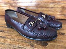 Mens Belvedere Genuine Crocodile Loafers Size 9 M