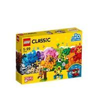 Lego Clásico 10712 ladrillos y engranaje