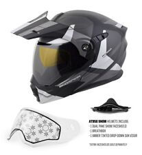 *Fast Shipping* Scorpion EXO-AT950 Adventure Modular Motorcycle  or Snow Helmet