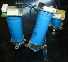 Sprague Powerlytic Capacitors Trio 36DX with Circuit Boards Used T/O