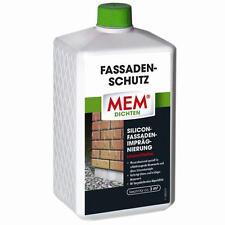 MEM Fassaden-Schutz 1 L NEUWARE TOP OVP