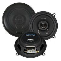 CRUNCH DSX 52 FLACHER 2 WEGE KOAX Lautsprecher13 cm DSX52 80/160 Watt, 1 Paar