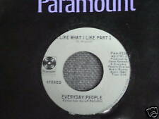 EVERYDAY PEOPLE Funk 45 I Like What I Like MINT