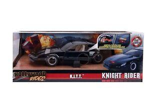 Knight Rider Kitt Film Modellauto 1:24 Pontiac Firebird Trans Am von Jada