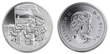 Canada - 25 Cents Liberation of Netherland Silver coin 2005