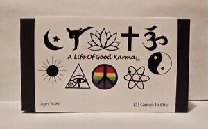 A Life Of Good Karma Card Games