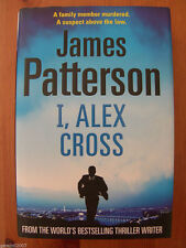 JAMES PATTERSON I, Alex Cross - Hardback 2009 - VGC