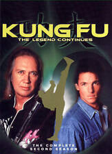 Kung Fu: The Legend Continues: Season 2 (5 Discs 1994) - David Carradine