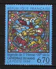 France : 1994 Yvert 2859 ( Cathédrale du Mans ) Neuf ( MNH )