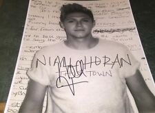 Niall Horan One Direction Singer Hand Signed 11x14 Photo Autographed W/COA
