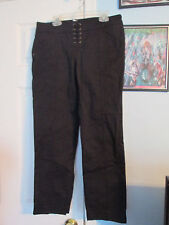 cache corset front pants 4 new   #674