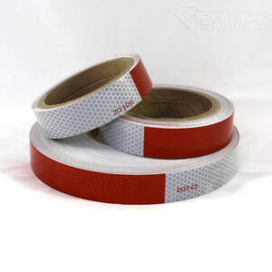 High-Intensity Safety Reflective Tape, Self-adhesive Conspicuity Reflector