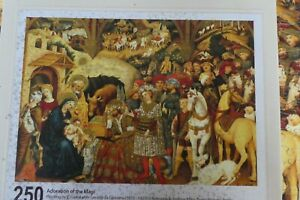 WENTWORTH WOODEN JIGSAW PUZZLE 250 PIECES - ADORATION OF THE MAGI