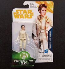 Star Wars Force Link 2.0 Hoth Princess Leia General Figure MOC  Episode V ESB