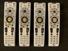 Four Direct Tv Ir/Rf Remote Controls - 3 Standard, 1 Backlit
