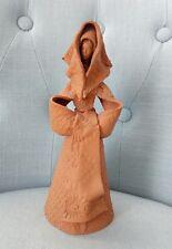 Vintage Massidda statuina figura donna Cagliari  terracotta scultura