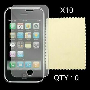 For iPhone 3gs LCD Touch Screen Touchscreen Screen Covers Lens Cover Protectors