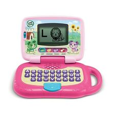 LeapFrog My Own Leaptop Educational Learning Toy Laptop Computer Pink