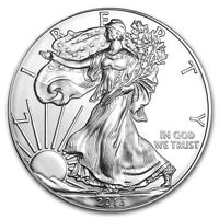 (1) 2013 AMERICAN SILVER EAGLE UNITED STATES MINT BRILLIANT UNCIRCULATED COIN!