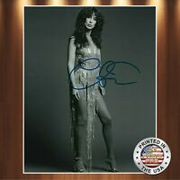 Cher Autographed Signed 8x10 Photo REPRINT